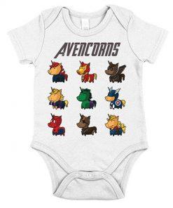 Avencorns - Avenger Unicorns Onesie