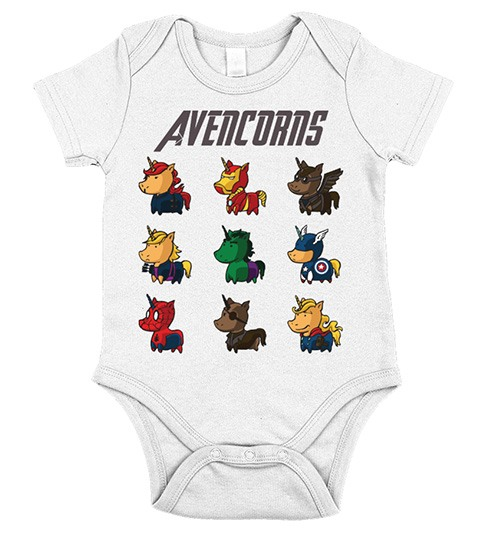 Avencorns - Avenger Unicorns Onesie