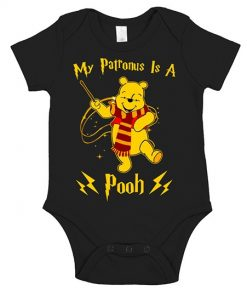 My Patronus is Pooh Onesie